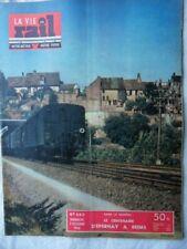 LA VIE DU RAIL N°465-03 OCTOBRE 1954