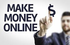 Make Money Online With Own Website YouTube eBay FaceBook Work From Home Network