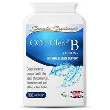 Col Chiaro B Colon Cleanser sindrome da intestino irritabile Vento gonfiore STITICHEZZA