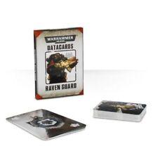 Warhammer 40k Datacards Raven Guard (english) Games Workshop