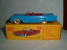 ATLAS DINKY TOYS MADE IN CHINA FORD THUNDERBIRD A BRILLIANT MODEL SEE PHOTOS !