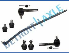 New 7pc Complete Tie Rod Center Drag Link Kit for 2006 Ford E-150 Cargo Van