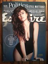 Esquire Magazine Penelope Cruz SEXIEST WOMAN ALIVE November 2014