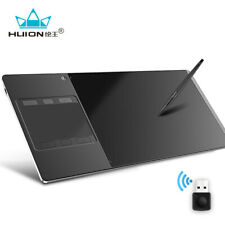 GC710 Huion Digital Drawing Board USBWireless Graphic Tablet 8192 pressure sense
