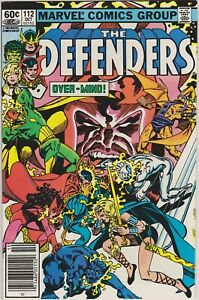 MARVEL, THE DEFENDERS, #112, OCT 1982