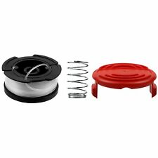 AF-100 Spool Line and Cap RC-100-P with Spring for Black&Decker   (1 pack )