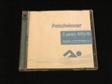 1999 FREISCHWIMMER Various Artists 2 Cd Set 1994-99 Anthology EXCELLENT