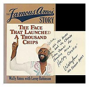 Famous Amos Story : The Face That Launched 1,000 Chips Wally Amos