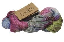 manos del uruguay  alegria macachines yarn hand dyed A9453 4 PLY 100g