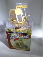 Philippine Pedicab Die Cast Metal 4x4 Special Gold Edition