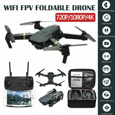 Drone X Pro WIFI FPV 1080P/4K HD Camera 3 Battery Foldable Selfie RC Quadcopter)