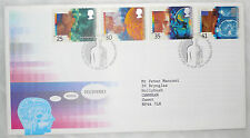 Medical Discoveries, Royal Mail First Day Cover, 27/09/1994 GB, Edinburgh