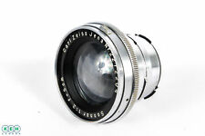 Zeiss 50mm (5CM) F/2 Sonnar Jena Collapsible Chrome Lens for Contax Rangefinder