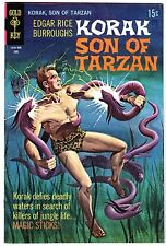 Korak Son of Tarzan #29, Very Fine - Near Mint Condition