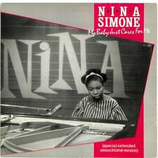 "Nina Simone - My Baby Just Cares For Me - 12"" Vinyl Record Single"