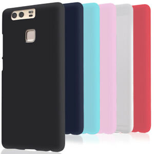 Silicone Phone Case for Huawei P9 Huawei P9 Lite Huawei P9 Plus Rubber Ultraslim
