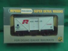 Wrenn Railways W5001 Fish Van Ross X 2 Wagons Boxed P3