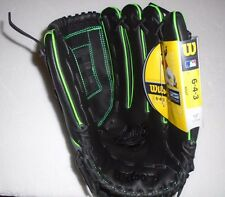 "WILSON 6-4-3 WTA12RS1514 14"" SLOWPITCH SOFTBALL GLOVE-RIGHT HAND THROW"