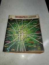 1961 Indinapolis Telephone Directory and Yellow Pges