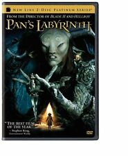 Pans Labyrinth (DVD, 2007, 2-Disc Set, Special Edition)