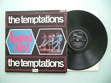 The Temptations - Greatest Hits,UK '66,LP,Original, UK 1. press, Mono, Vinyl: G+