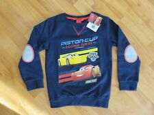 Neu!! Disney Cars warmer// Winter Pullover  Sweatshirt Gr.128 blau
