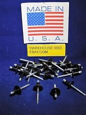 25 RIVETS AUVECO #12652 FORD ESCORT & LYNX BUMPER ASSEMBLY 1981 - ON
