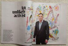David Furnish - Guardian Weekend Magazine – 7 December 2013