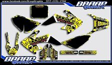 Honda CRF-50 04-12 Graphics Kit Rockstar
