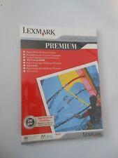 Lexmark, glossy photo paper, A4 240g/m2, 50 Blatt