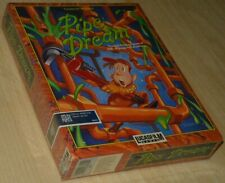 PIPE DREAM ~ Lucasfilm ~ Atari ST ~ BIG boxed ~ NEW/SEALED COLLECTIBLE ~ english
