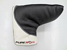 Taylor Made Pure Roll Est 79 Blade Putter Head Cover - Velcro closure