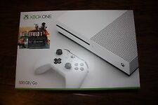 Microsoft Xbox One S 500GB Console with Battlefield 1 Bundle NEW