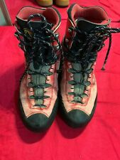 La Sportiva Mens Gore-Tex Gtx Red And Black Hiking Boots Eu 43 1/2 Mens