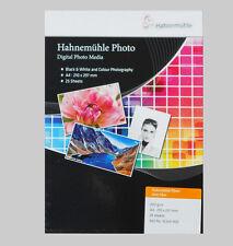 Hahnemuhle Photo Matt Fibre A4 200gsm Digital Photo Paper 25 sheets