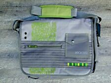 XBOX 360 Original Console Messenger Gray Carrying Bag