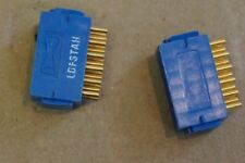 Hypertronics LDFSTAH 17 Pins Female, solder cup, Smiths Connectors