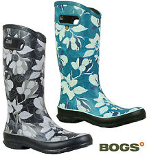 Bogs Womens Wellingtons Waterproof Rainboot Spring Summer Lightweight Soft Boots