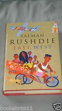 East, West by Salman Rushdie (Hardback, 1994) SIGNED 1ST/1ST