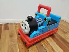 Thomas Tank Engine ride-on toy, foot to floor