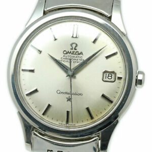 OMEGA Big Constellation 168.001 Cal.561 Automatic Vintage Watch 1968's