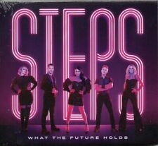 Steps What The Future Holds CD 2020 Album Something in Your Eyes