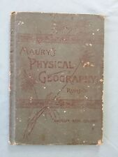 Maury's Physical Geography-Revised-1891-American Book Company (B6)