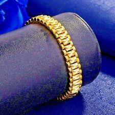 Bracelet Unisex Acier inoxydable plaqué Or