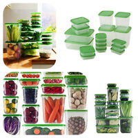 17 Plastic Food Storage Containers Saver Container for Kitchen Kids IKEA PRUTA