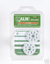New ALM Flymo Lawnmower Blade Height Spacers pk2 FL063