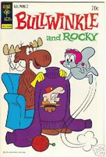 Bullwinkle and Rocky #9 VF/NM File Copy