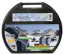 CHAINES NEIGE Véhicules de Tourisme 225/60x17   235/50x17   255/45x17  215/55x18