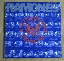 RAMONES - ALL THE STUFF ( AND MORE ) VOLUME ONE - 2LP VINYL LP