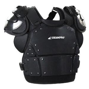 "Champro Pro-Plus Plate Armor Umpire Chest Protector 14"" CP335"
